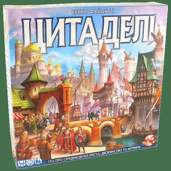 Настольная игра - Citadels – Цитадели