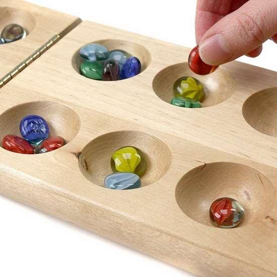 Настольная игра - Игра Калах