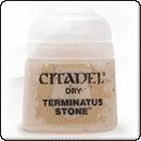 Citadel Dry: Terminatus Stone