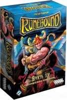 Runebound (Третья редакция): Ярость Гор – Дополнительное приключение