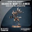 Warhammer 40000. Chaos Space Marines: Haarken Worldclaimer