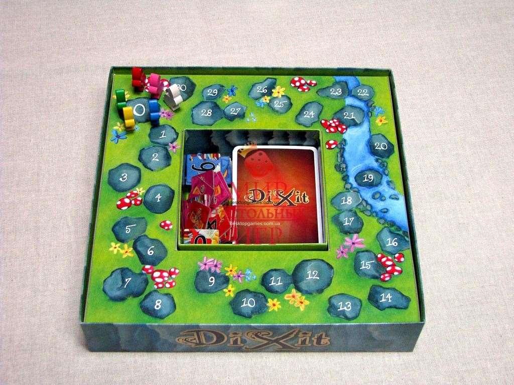 Http//www.igroved.ru/games/dixit. это для взрослых деток и вообще для