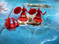 Настольная игра - Игра Киклады (Cyclades)