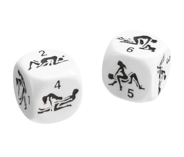 Игровые кубики с камасутры