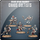 Warhammer 40000. Chaos Space Marines: Chaos Cultists
