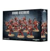 Warhammer 40000. Chaos Space Marines: Khorne Berserkers
