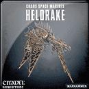Warhammer 40000. Chaos Space Marines: Heldrake