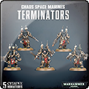Warhammer 40000. Chaos Space Marines: Terminators