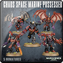 Warhammer 40000. Chaos Space Marines: Possessed