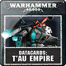 Warhammer 40000. Datacards: Tau Empire