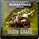 Warhammer 40000. Codex: Death Guard (Hardback)