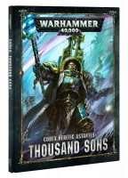 Warhammer 40000. Codex: Thousand Sons (Hardback)
