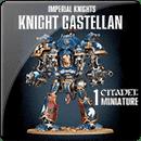 Warhammer 40000. Imperial Knights: Knight Castellan