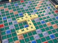 Настольная игра - Скрабл Дорожный (Scrabble Travel)