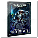 Warhammer 40000. Codex: Grey Knights (Hardback)