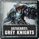 Warhammer 40000. Datacards: Grey Knights