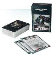 Warhammer 40000. Datacards: Grey Knights