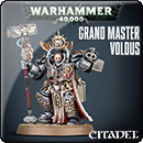 Warhammer 40000. Grey Knights: Grand Master Voldus