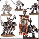 Warhammer 40000. Grey Knights Paladins