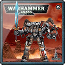 Warhammer 40000. Grey Knights: Nemesis Dreadknight