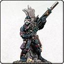 Warhammer 40000. Officio Assassinorum: Vindicare Assassin