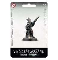 Warhammer 40000. Officio Assassinorum: Vindicare Assassin