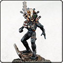 Warhammer 40000. Officio Assassinorum: Culexus Assassin
