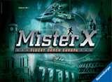 Настольная игра - Mister X Мистер Икс