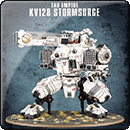 Warhammer 40000. Tau Empire: KV128 Stormsurge