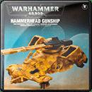 Warhammer 40000. Tau Empire: Hammerhead Gunship
