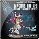 Warhammer 40000. Thousand Sons: Magnus the Red