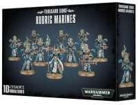 Warhammer 40000. Thousand Sons: Rubric Marines