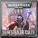 Warhammer 40000. Codex: Genestealer Cults (Hardback)