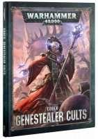 Warhammer 40000. Codex: Genestealer Cults (Hardback)