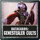 Warhammer 40000. Datacards: Genestealer Cults