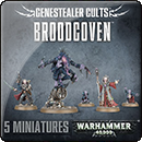 Warhammer 40000. Genestealer Cults: Broodcoven