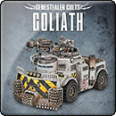 Warhammer 40000. Genestealer Cults: Goliath