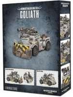 Warhammer 40000. Genestealer Cults: Goliath