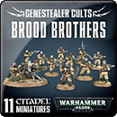 Warhammer 40000. Genestealer Cults: Brood Brothers