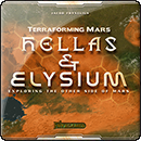 Terraforming Mars. Hellas and Elysium