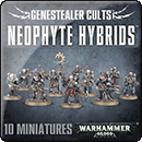 Warhammer 40000. Genestealer Cults: Neophyte Hybrids