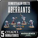 Warhammer 40000. Genestealer Cults: Aberrants