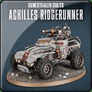 Warhammer 40000. Genestealer Cults: Achilles Ridgerunner