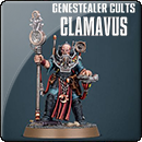 Warhammer 40000. Genestealer Cults: Clamavus