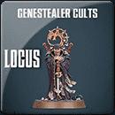 Warhammer 40000. Genestealer Cults: Locus