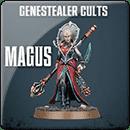 Warhammer 40000. Genestealer Cults: Magus