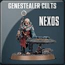 Warhammer 40000. Genestealer Cults: Nexos