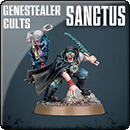 Warhammer 40000. Genestealer Cults: Sanctus