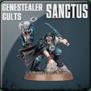 Warhammer 40000. Genestealer Cults: Sanctus