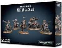 Warhammer 40000. Genestealer Cults: Atalan Jackals